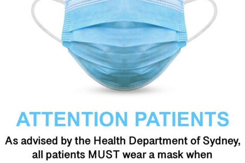 Mandatory Mask Announcement