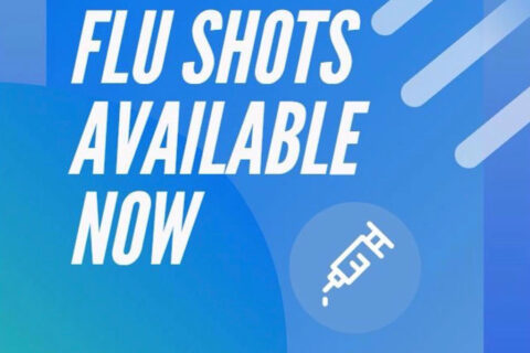 Flu Vaccines Now AVAILABLE!